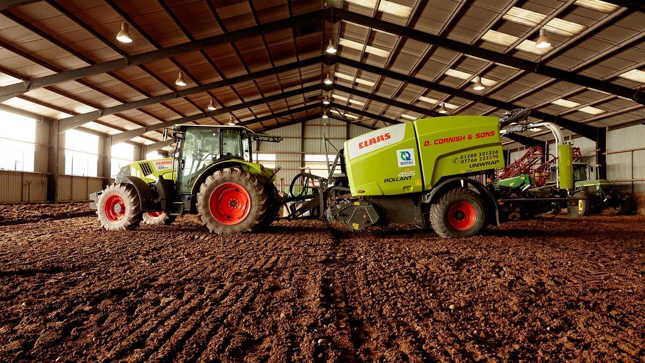 agricultural engineering top-up bsc (hons) / bsc | harper adams