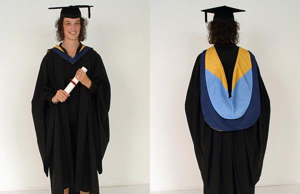 Graduation - Academic dress | Harper Adams University