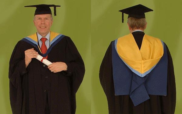 Graduation - Academic dress | Harper Adams University