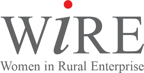 Women in Rural Enterprise (WiRE) logo