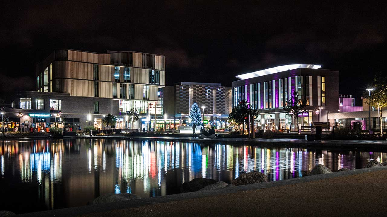 Southwater, Telford