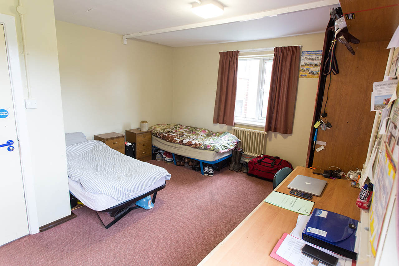 Accommodation Bradford Hall Harper Adams University
