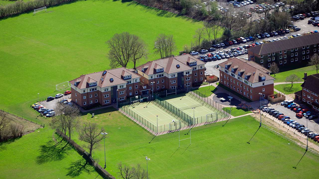 Accommodation Courtside Leverhulme And Jerman Halls